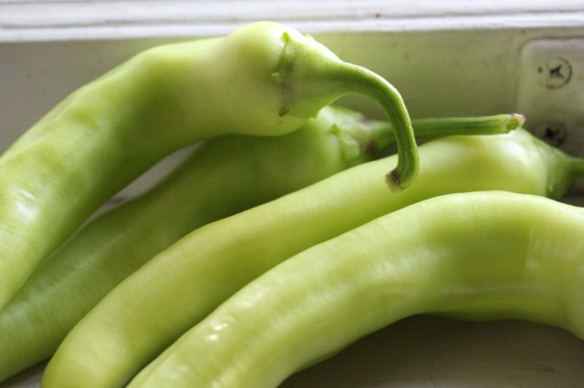 Peppers | Midwestern Musing
