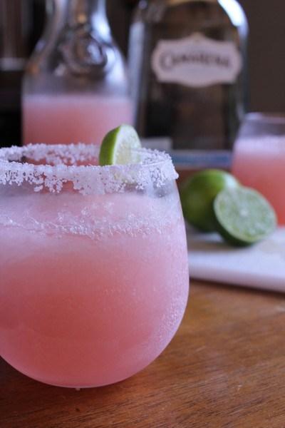 Pink Margaritas