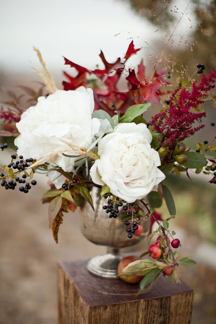 Autumnal Floral Inspiration | Midwestern Musing